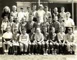 Potomac Elementary School - 4th Grade Mrs. Burr - 1959