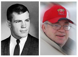 Newt Breese  click image to see more THEN & NOW alumni.